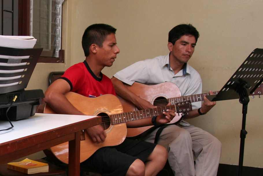 Wilson & Pepe för några år sedan