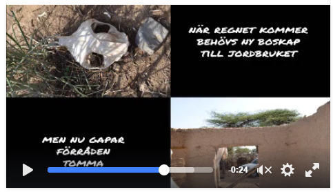 Kortfilm om NÖD Etiopien